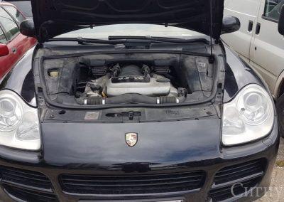Газов инжекцион на Porsche Cayenne 4.5 2005г.